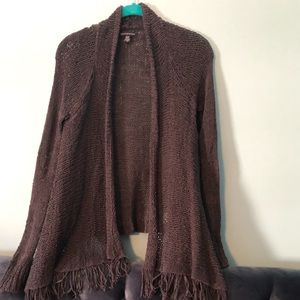 Open front American Eagle cardigan XS